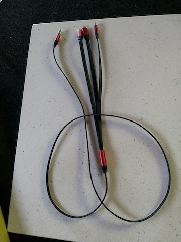 Multi Charge Cable